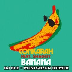 Banana (Remix) - Conkarah feat. Shaggy