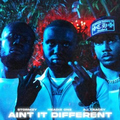 Ain't It Different - Headie One feat. AJ Tracey & Stormzy