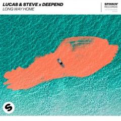 Long Way Home - Lucas & Steve feat. Deepend