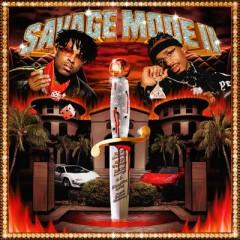 Glock In My Lap - 21 Savage & Metro Boomin