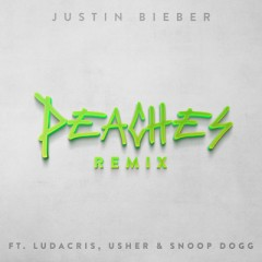 Peaches - Justin Bieber feat. Daniel Caesar & Giveon