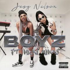 Boyz - Jesy Nelson feat. Nicki Minaj