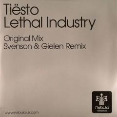 Lethal Industry - Dj Tiesto