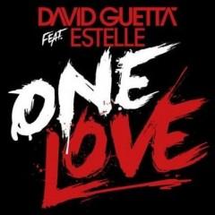 One Love - David Guetta feat. Estelle