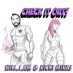 Check It Out - Will I Am & Nicki Minaj