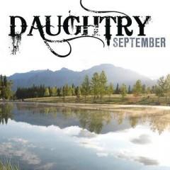 September - Daughtry