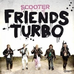 Friends Turbo - Scooter