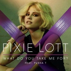 What Do You Take Me For - Pixie Lott & Pusha T