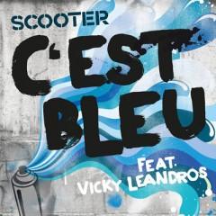 C'est Bleu - Scooter & Vicky Leandros