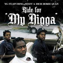 My Hitta - Yg & Rich Homie Quan & Young Jeezy