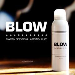 Blow - Martin Solveig & Laidback Luke