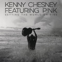 Setting The World On Fire - Kenny Chesney Feat. Pink