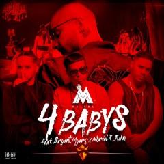 Cuatro Babys - Maluma Feat. Bryant Myers, Norie & Juhn