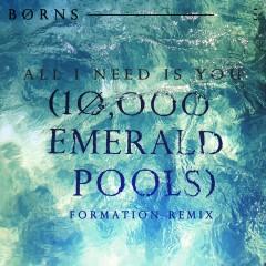10,000 Emerald Pools - Borns