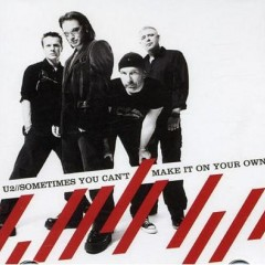 Sometimes You Can't Make It On Your Own - U2